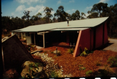 This is the very first house design 1989.