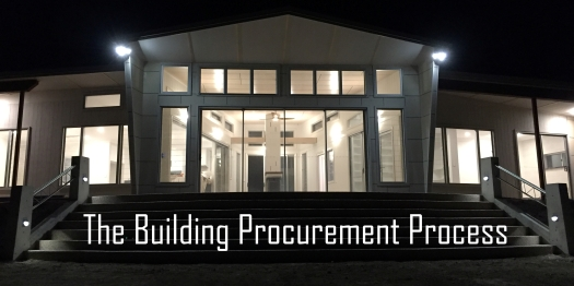 The building procurement process